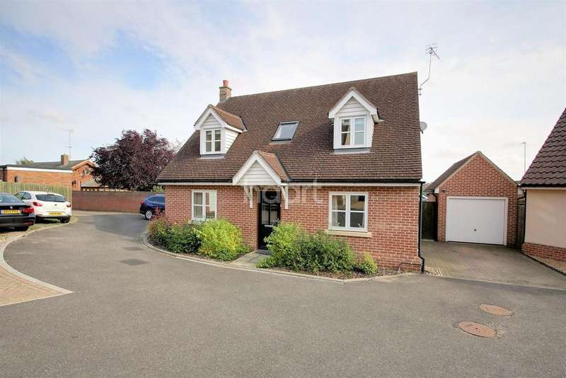 4 Bedrooms Detached House for sale in The Pippins, Dinsdale Close
