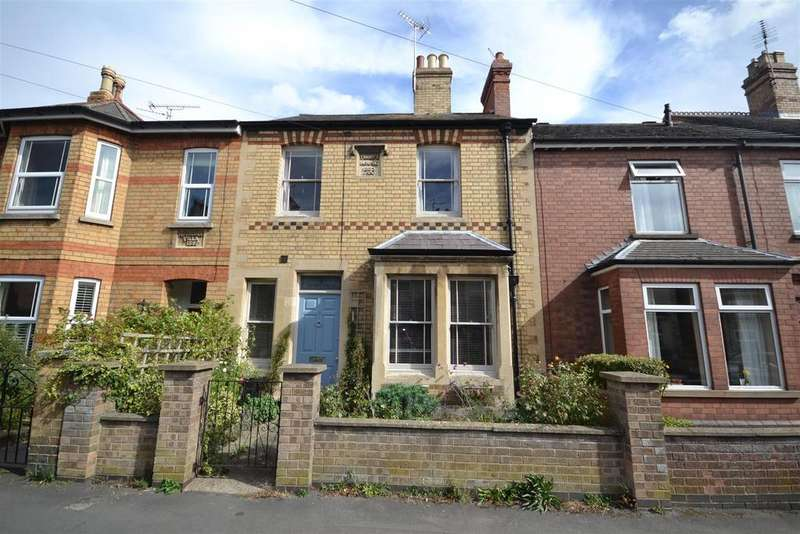 4 Bedrooms Town House for sale in Queen Street, Stamford