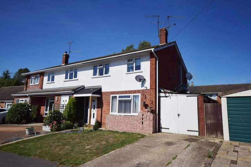 3 Bedrooms Semi Detached House for sale in Canterbury Road, Ash