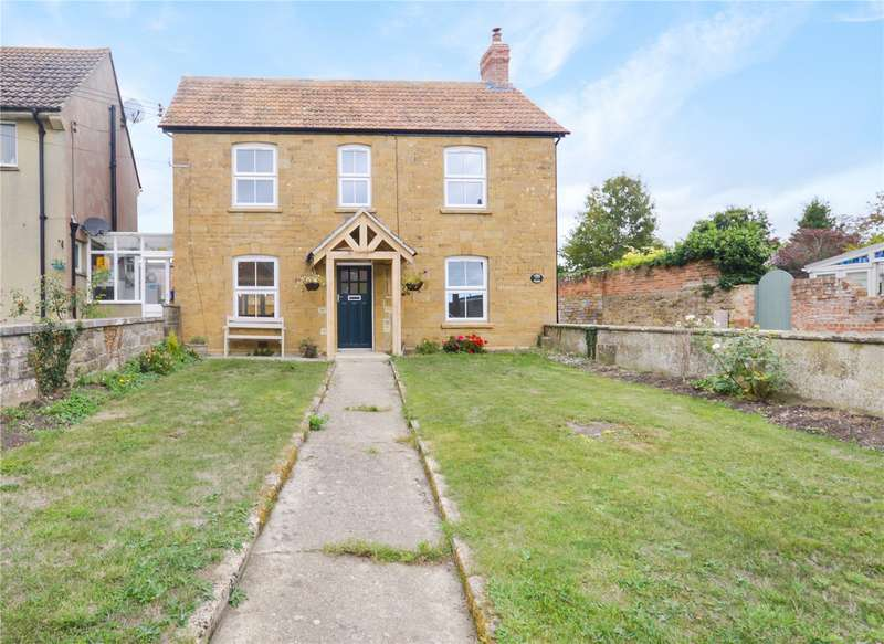 3 Bedrooms Detached House for sale in Silver Street, Kingsbury Episcopi, Martock, Somerset, TA12