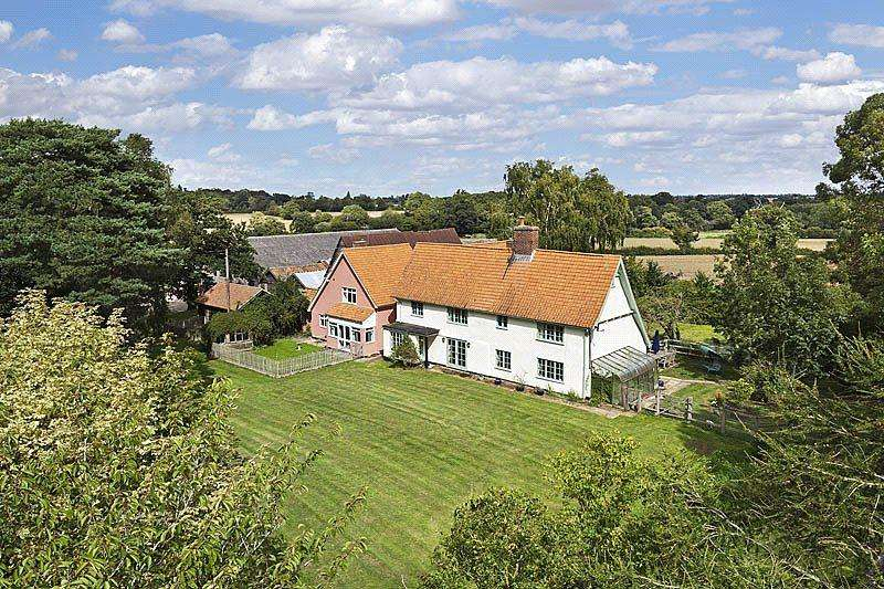 4 Bedrooms Farm Commercial for sale in Grasshopper Lane, Stoke Ash, Eye, Suffolk