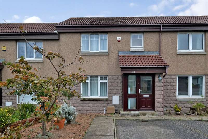 2 Bedrooms Terraced House for sale in 123 St. Michaels Road, Newtonhill, Stonehaven, Aberdeenshire, AB39
