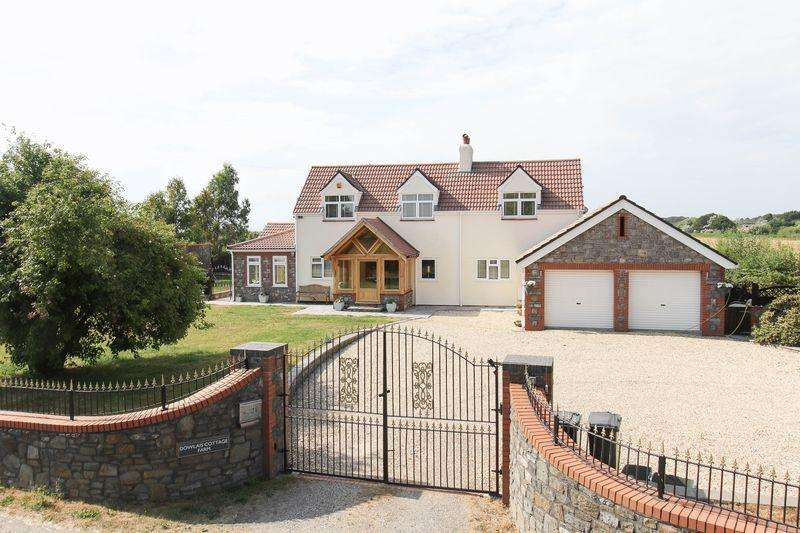 5 Bedrooms Detached House for sale in Lower Strode Road, Clevedon