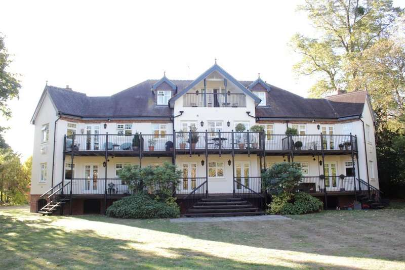 2 Bedrooms Apartment Flat for sale in Court Road, Maidenhead