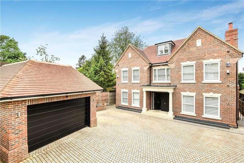 6 Bedrooms Detached House for sale in The Warren, Radlett, Hertfordshire, WD7