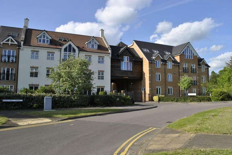 2 Bedrooms Flat for sale in Honeywell Close, Oadby, LE2