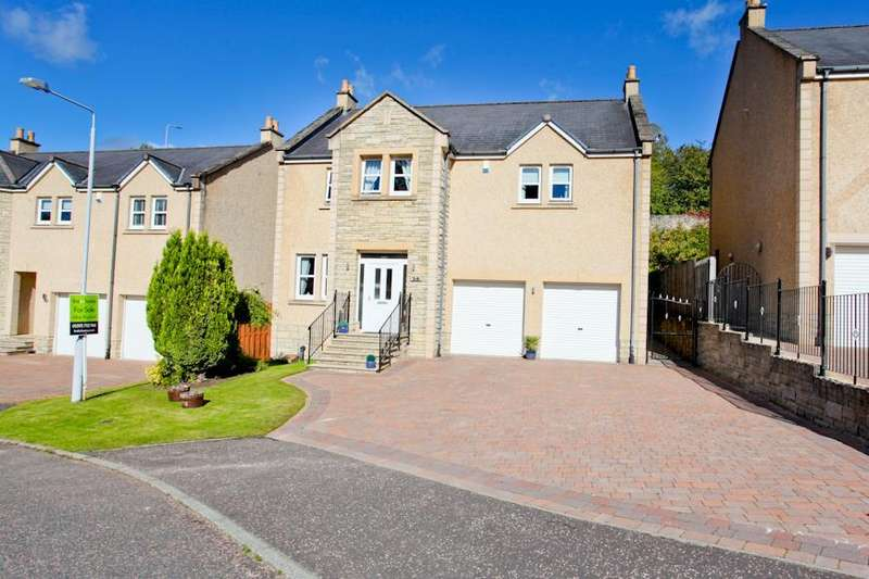4 Bedrooms Detached House for sale in Glenrothes