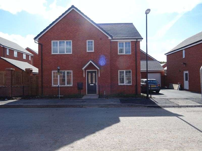 Property for sale in Detached Brand New Build 5 Bedroom Home