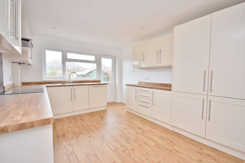 3 Bedrooms Bungalow for sale in Berg Estate, Basingstoke, RG22