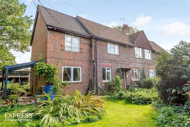 4 Bedrooms Semi Detached House for sale in Honeycritch Lane, Froxfield, Petersfield, Hampshire