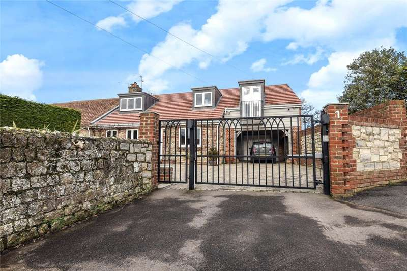 5 Bedrooms Semi Detached House for sale in Barton Close, Nyetimber, West Sussex, PO21