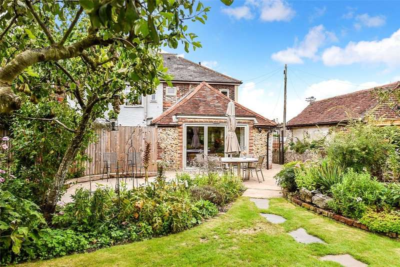 2 Bedrooms Cottage House for sale in Fairview Cottages, Prinsted Lane, Prinsted, Emsworth, PO10