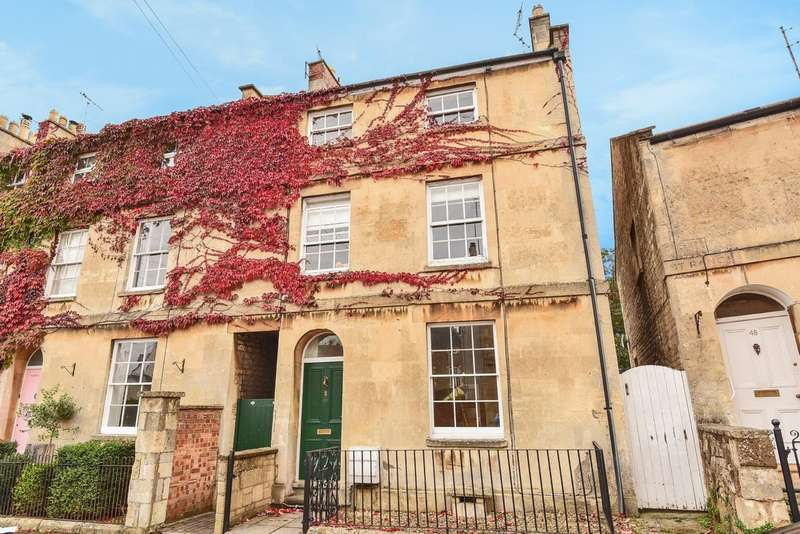 4 Bedrooms End Of Terrace House for sale in Cirencester
