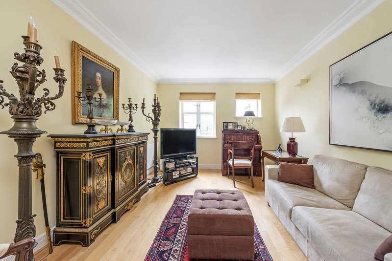1 Bedroom Apartment Flat for sale in Redwood Mansions, Kensington Green, London, W8