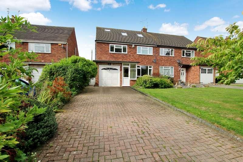 4 Bedrooms Semi Detached House for sale in Birmingham Road, Alvechurch, Birmingham, B48 7TB