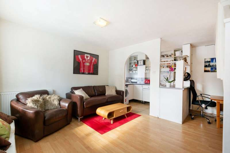 1 Bedroom House for sale in Campbell Close, Streatham, SW16
