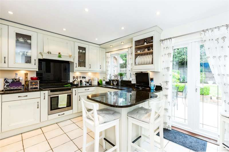 4 Bedrooms Detached House for sale in Raymond Road, Maidenhead, Berkshire, SL6