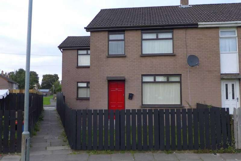 4 Bedrooms Terraced House for sale in Glenmill Park, Limavady, County Londonderry, BT49 0RS