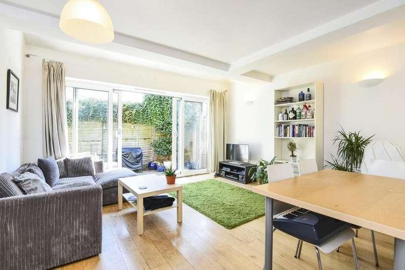 2 Bedrooms Flat for sale in Dinsmore Road, Balham