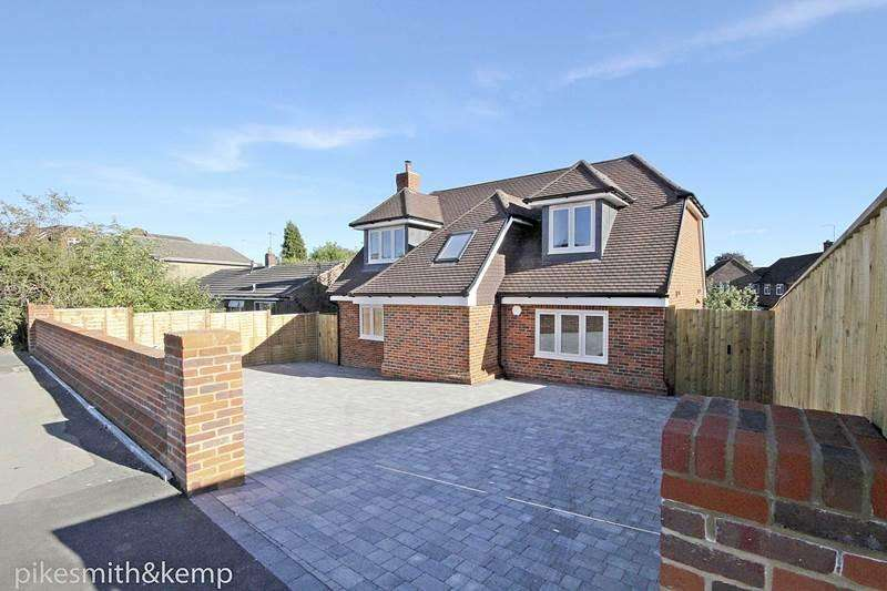 3 Bedrooms Detached House for sale in Farm Road, MAIDENHEAD, SL6