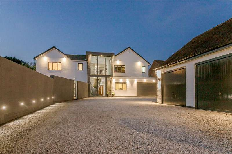 5 Bedrooms Detached House for sale in Main Street, Willoughby on the Wolds, Loughborough, Leicestershire, LE12