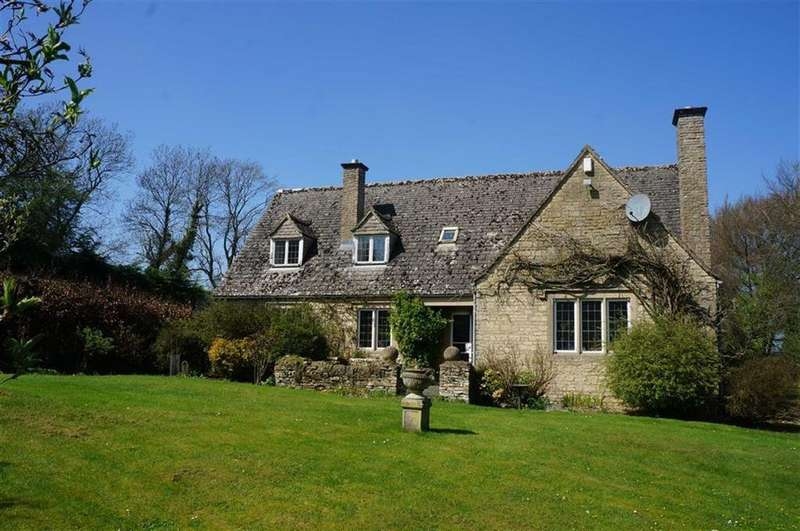 4 Bedrooms Detached House for sale in Whiteshoots Hill, Bourton-on-the-Water, Glos