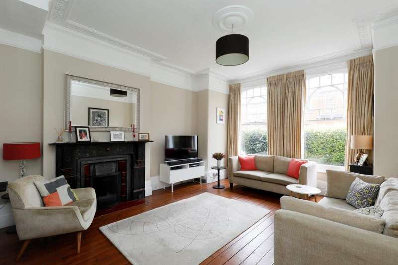3 Bedrooms Terraced House for sale in Elmbourne Road, London SW17