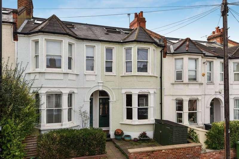 4 Bedrooms Terraced House for sale in Rushford Road, Brockley