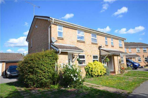 2 Bedrooms End Of Terrace House for sale in Flexford Green, Bracknell, Berkshire