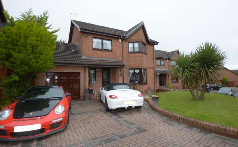 4 Bedrooms Detached House for sale in 34 South Isle Road, ARDROSSAN, KA22 7PX