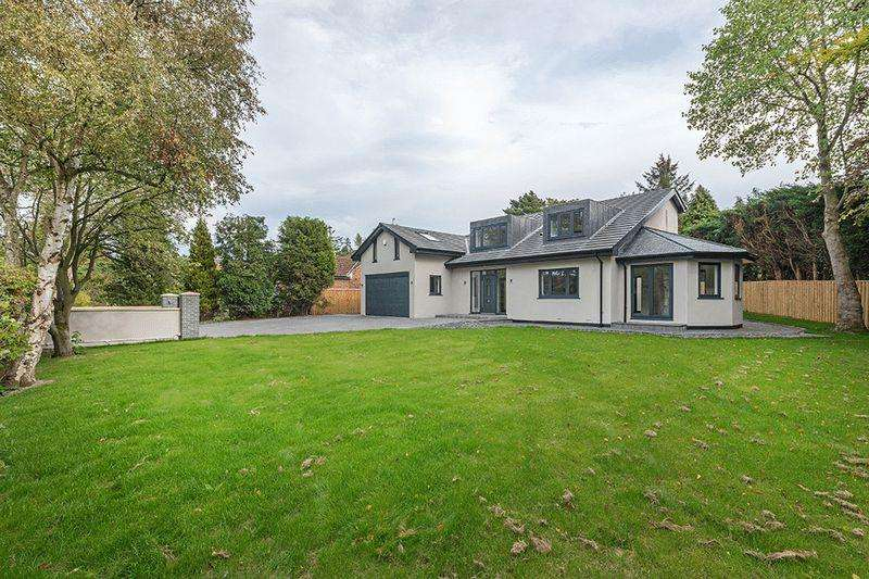 5 Bedrooms Detached House for sale in Runnymede Road, Darras Hall