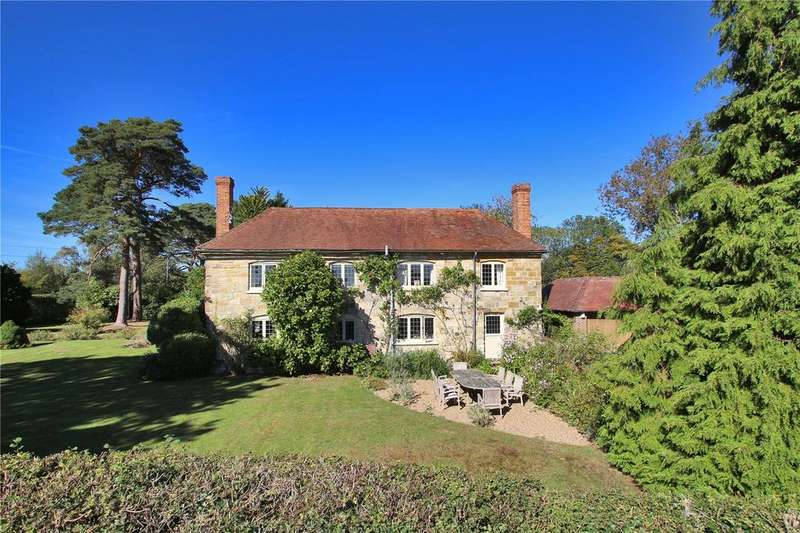 4 Bedrooms Detached House for sale in Silverhill, Hurst Green, Etchingham, East Sussex, TN19