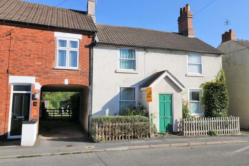 3 Bedrooms Link Detached House for sale in Avenue Road, Ashby-de-la-Zouch
