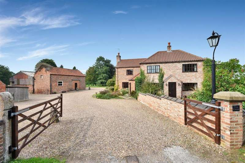 4 Bedrooms Unique Property for sale in Copper Hill, Grassthorpe, Newark