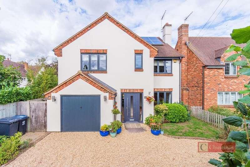 5 Bedrooms Detached House for sale in Westfield Road, Hertford