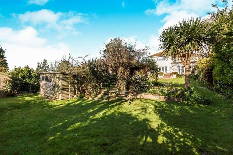 5 Bedrooms Detached House for sale in Filsham Road, St. Leonards-On-Sea