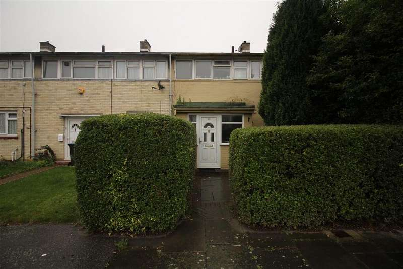 3 Bedrooms End Of Terrace House for sale in Pittmans Field, Harlow