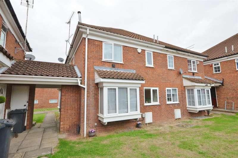 1 Bedroom Cluster House for sale in Milverton Green, Barton Hills