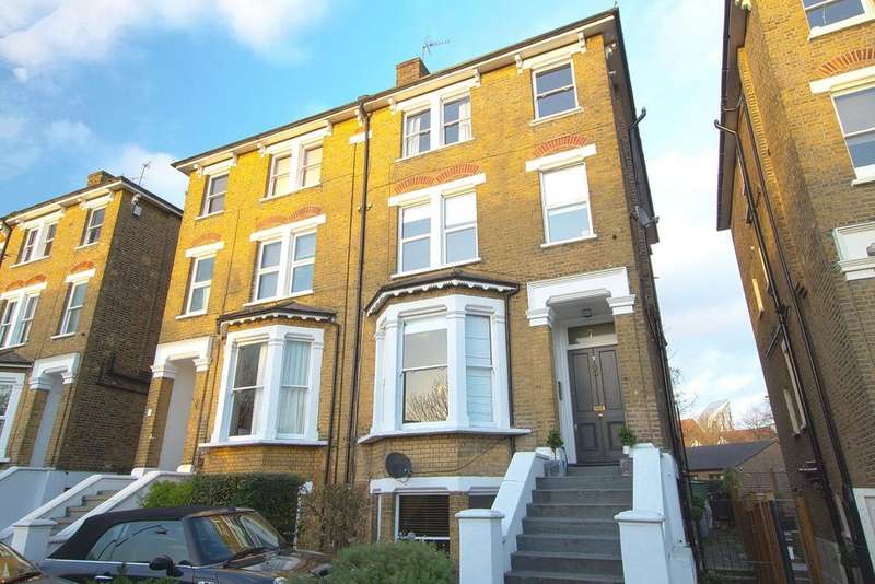 2 Bedrooms Flat for sale in Churchfield Road, Ealing, W13