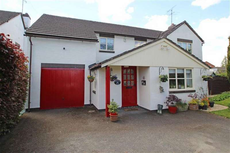 4 Bedrooms Detached House for sale in LYONSHALL, Lyonshall, Herefordshire
