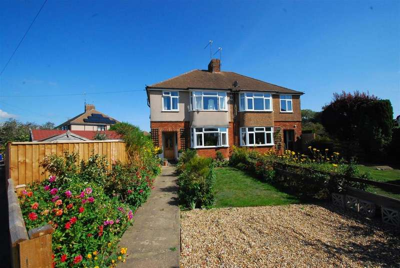 3 Bedrooms Semi Detached House for sale in Gainsborough Road, Bury St. Edmunds