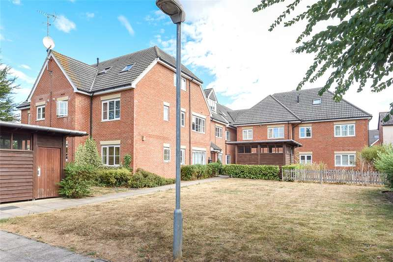 2 Bedrooms Apartment Flat for sale in Hunters Court, 430-436 Reading Road, Wokingham, Berkshire, RG41