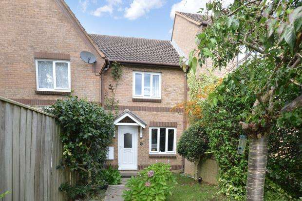 2 Bedrooms Terraced House for sale in Foxhollows, Shaldon Road, Newton Abbot, Devon