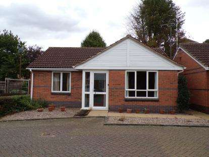 2 Bedrooms Bungalow for sale in Glover Court, Old Aylestone, Leicester, Leicestershire
