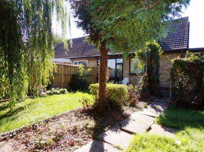 2 Bedrooms Semi Detached House for sale in Hillside Avenue, Wigston, Leicester, Leicestershire