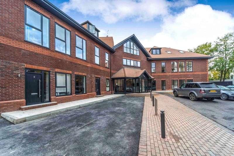 1 Bedroom Apartment Flat for sale in Mulberry House, 2 Carey Road, Wokingham, Berkshire, RG40