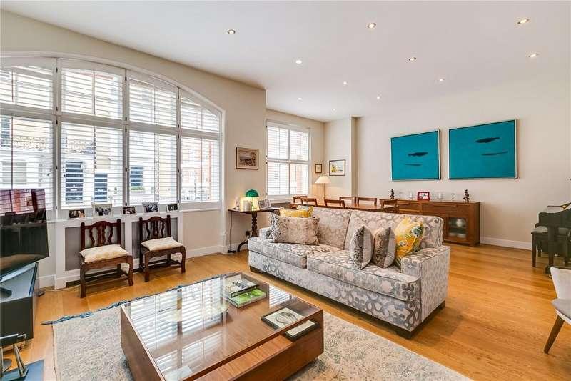 4 Bedrooms Flat for sale in Drayton Gardens, Chelsea, London