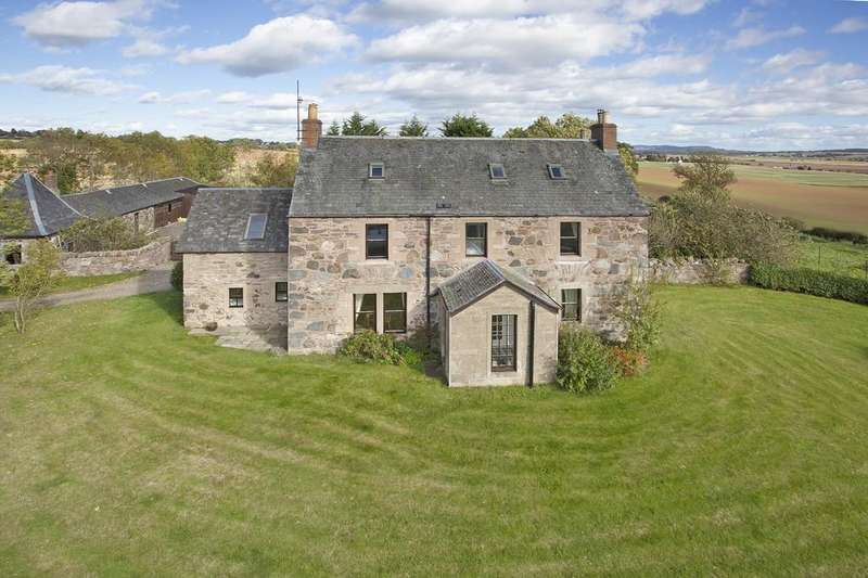 7 Bedrooms Detached House for sale in East Meckphen Farmhouse, Methven