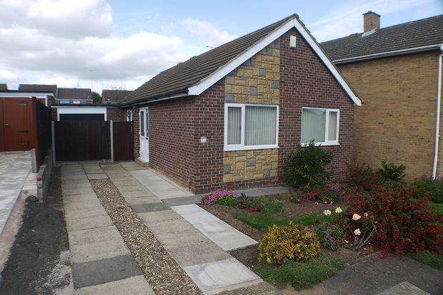 2 Bedrooms Detached Bungalow for sale in Ranton Way, Off Groby Road, Leicester, LE3