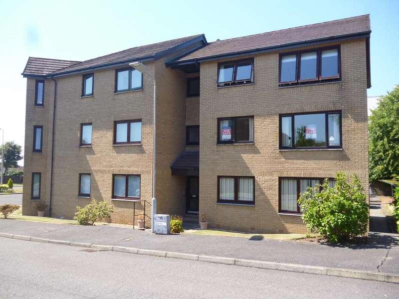 1 Bedroom Flat for sale in 19 Woodbank Gardens, LARGS, KA30 8NU